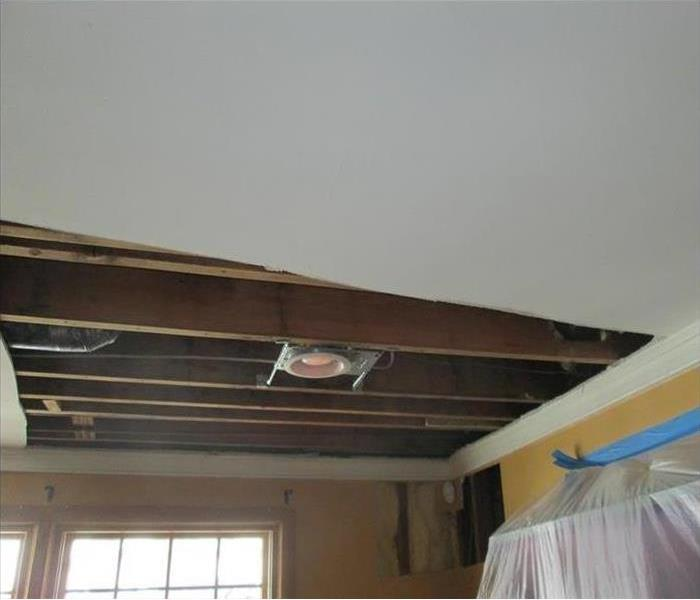Water Damage to a Brattleboro Home After
