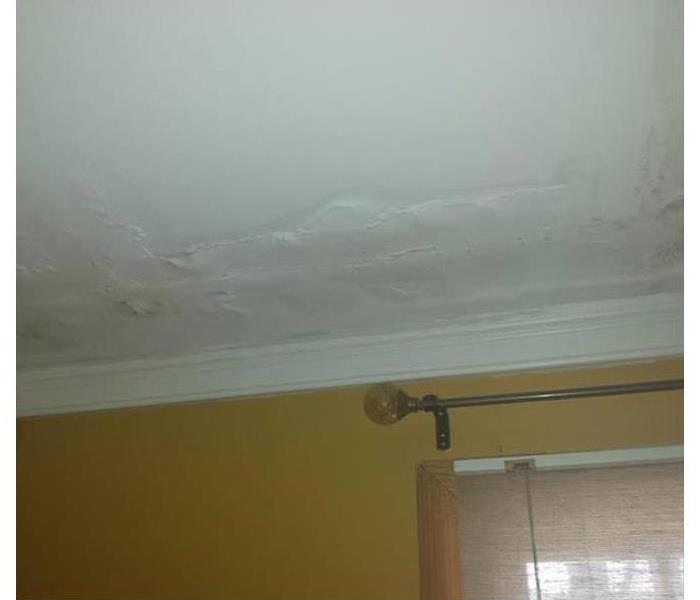 Water Damage to a Brattleboro Home Before