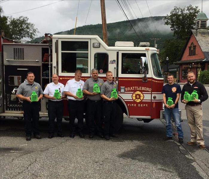 Brattleboro Fire Care Kits