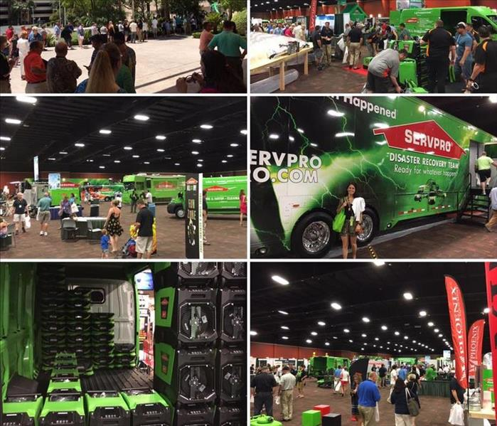 SERVPRO Convention in Las Vegas