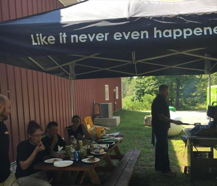 Summer Cookout at CWWC