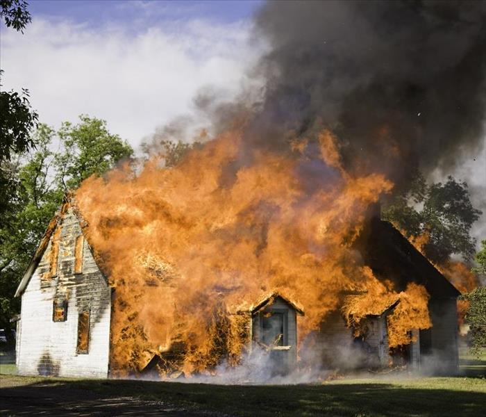 Fire Damage Reliable Fire Damage Restoration Services Within Wilmington
