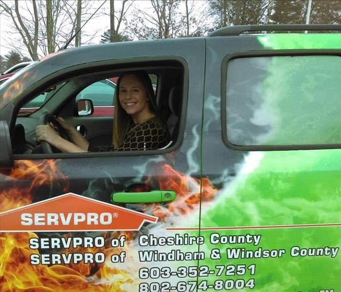 Why SERVPRO Equipment Corner: Car #8