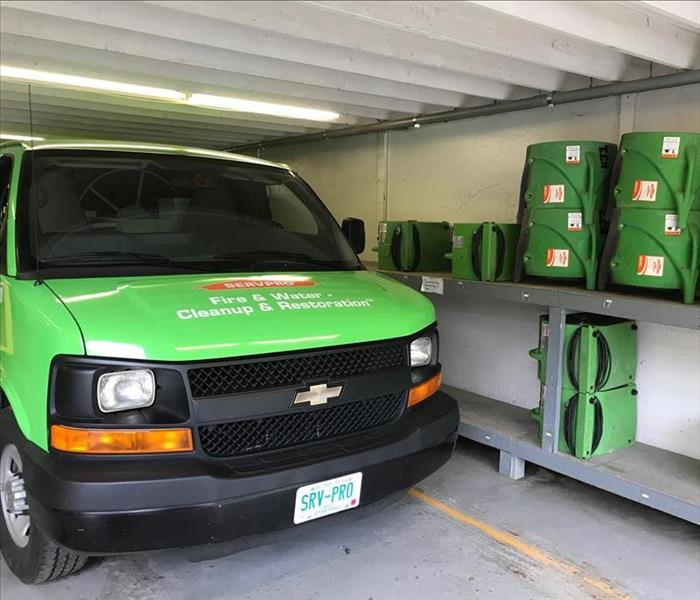 Mold Remediation Wilmington Properties Benefit from SERVPRO Expert Mold Remediation