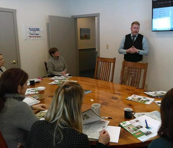 Why SERVPRO Services Presentation- West Dover, VT